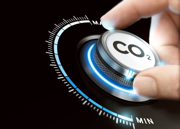 Digitization forecast CO2 emissions