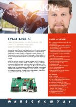 EVAcharge E-Mobility Solutions