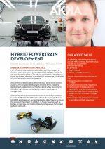 Hybrid Powertrain Development