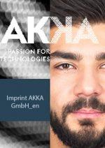 Imprint AKKA GmbH