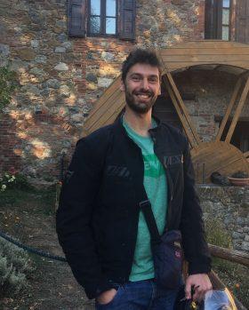 Luca Rossi Project Engineer Clean Utilities