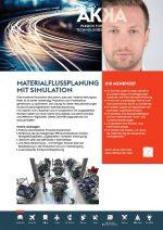 Leaflet Materialflussplanung