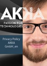 Privacy Policy AKKA GmbH